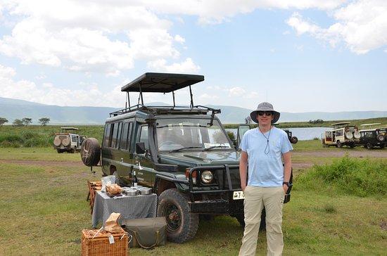 Bilde fra andBeyond Ngorongoro Crater Lodge