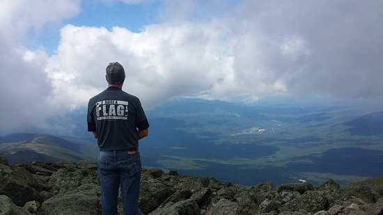 View from the top of Mt  Washington - Picture of Mount