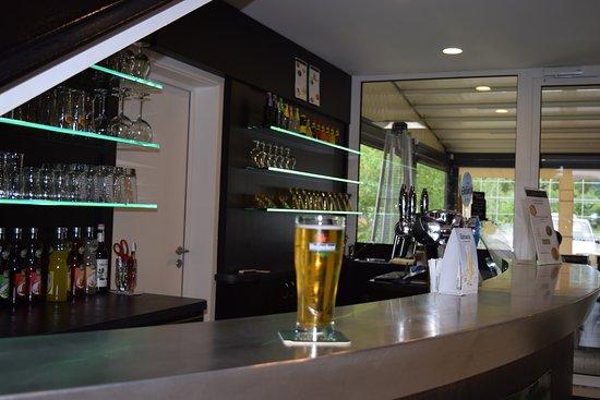 Ingersheim, ฝรั่งเศส: Le bar