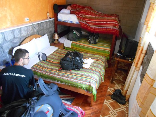 Otavalo Huasi II: Spacious for all of us