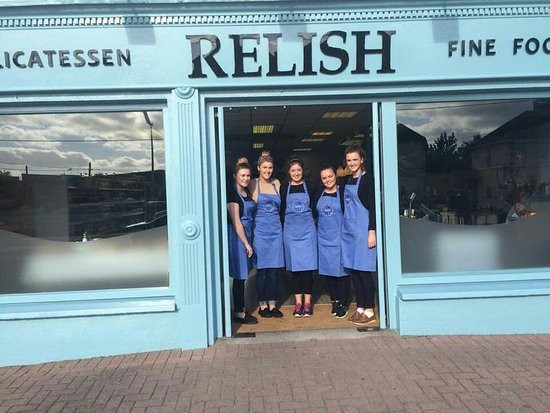 Thurles, Irlanda: Relish Fine Foods & Delicatessen