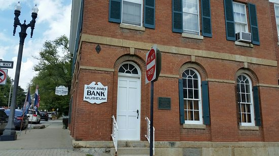 Jesse James Bank Museum: 20160819_135952_large.jpg