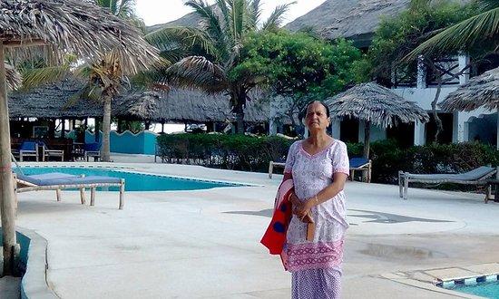 Makunduchi, Tanzania: Hotel View