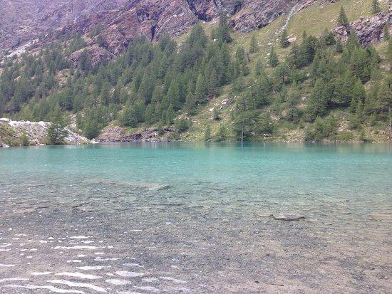 Lago Bleu