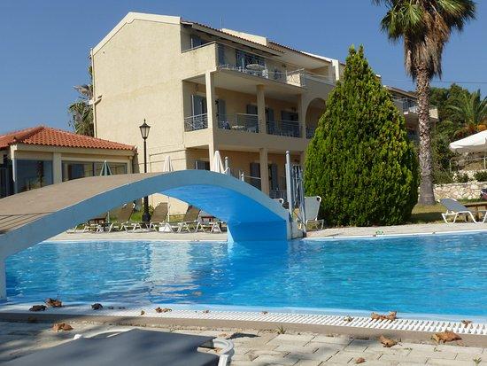 Alkioni Hotel : basen Alkioni