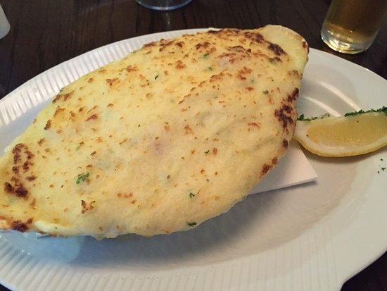 Шхери, Ирландия: Rockabill - fish pie (2ème essai, le chowder de fruits de mer est sous la pomme de terre gratiné
