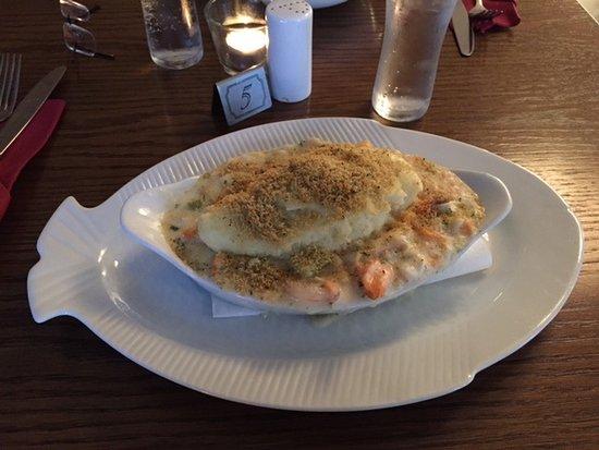 Шхери, Ирландия: Rockabill - fish pie (1er essai)