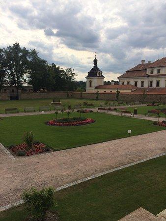 Rychnov nad Kneznou, Republik Ceko: Zamek Kolowrat
