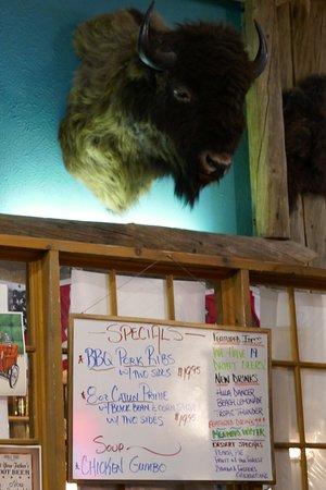 Bilde fra Buffalo