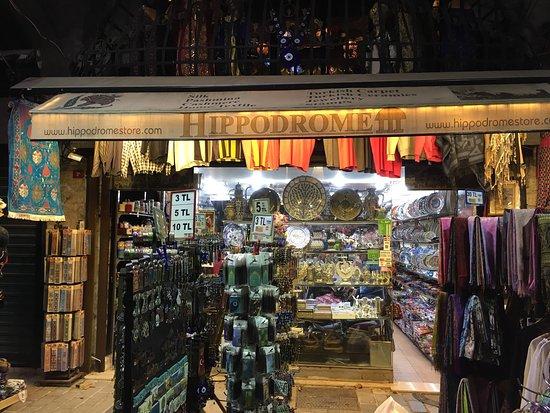 Hippodrome Store