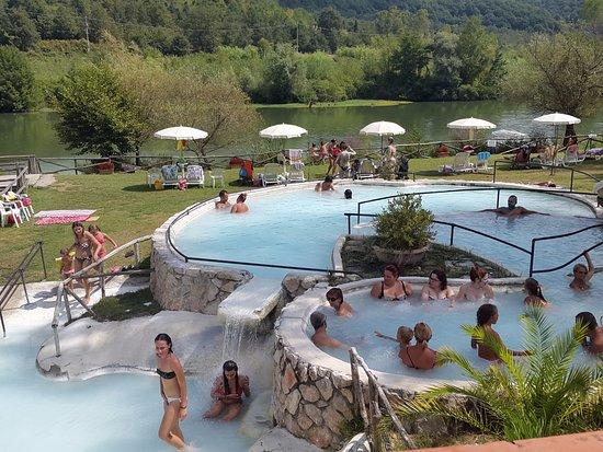L 39 albergo foto di terme di sant 39 egidio terme di suio - Suio terme piscine ...