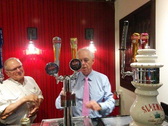 Sleeman Brewery