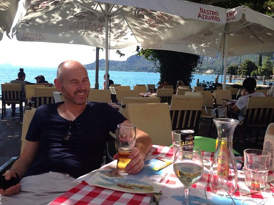 Hotel Conca d'Oro: Photos of our long leisurely lunches