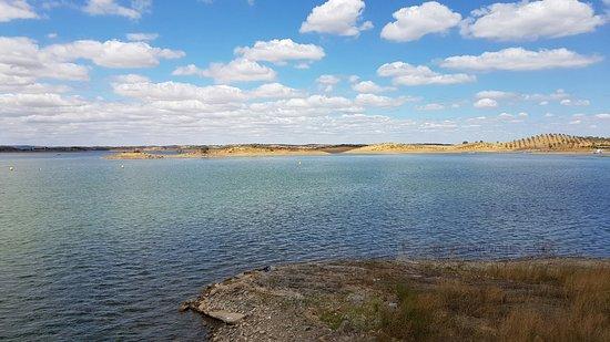 Portel, Portekiz: Barragem de Alqueva