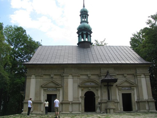 Kalwaria Zebrzydowska, Polen: Stacja #1