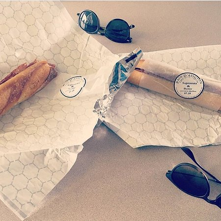 Pain D'Avignon : Snacks To Go for the Nantucket Ferry