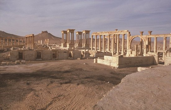 Side of Palmyra