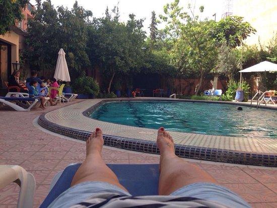 photo1 jpg picture of residence ezzahia marrakech tripadvisor rh tripadvisor co uk