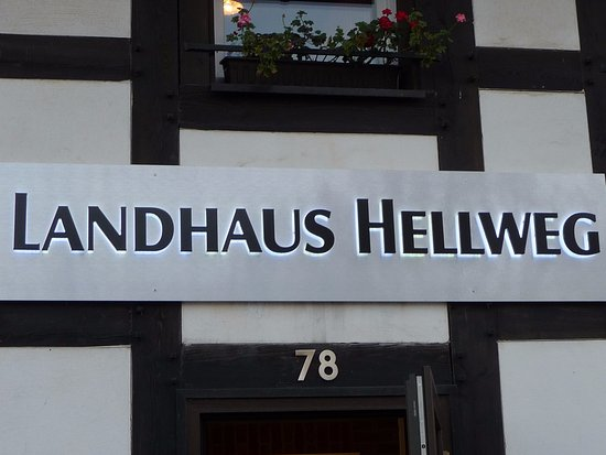 Landhaus Hellweg, Werler Str. 78, 59427 Unna (direkt an der B1)