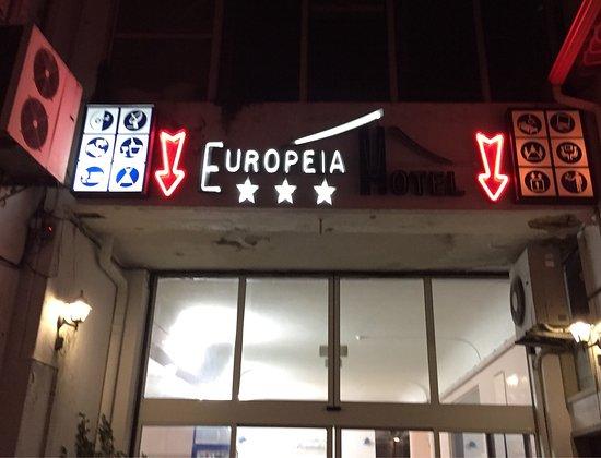 Europeia Hotel