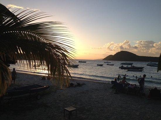 Terre-de-Haut, Guadeloupe: Un coin de rêve