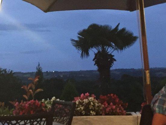 Montfort-en-Chalosse, Francia: La terrasse...