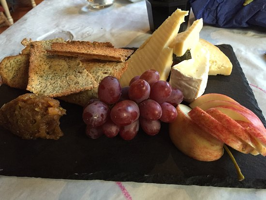 Wookey Hole Inn : Amazing tasty food