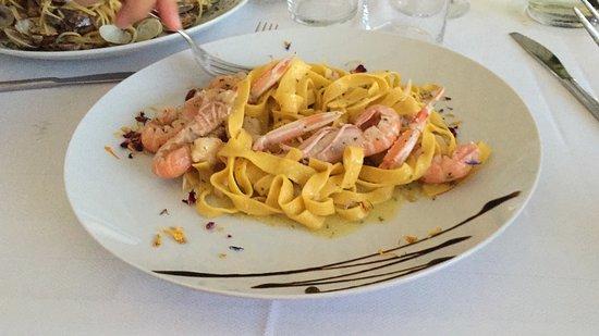 Primi piatti di pesce na slici je beach bar luna for Cucina primi piatti di pesce
