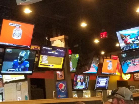 Buffalo Wild Wings Frederick 210 Shorebird St