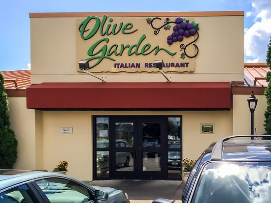 Έικρον, Οχάιο: Front of the Akron (Fairlawn) Olive Garden