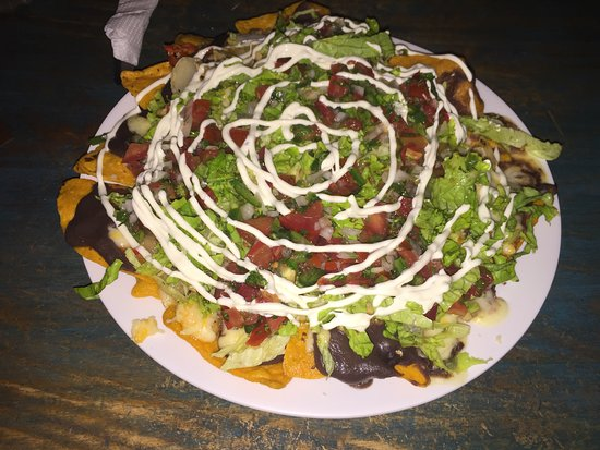 Cactus: The nachos. Highly recommend