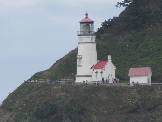 Florence, OR: Cape Peretua near by