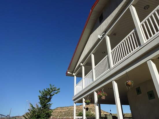 Navajo Dam, NM: Las Verandas Lodge2