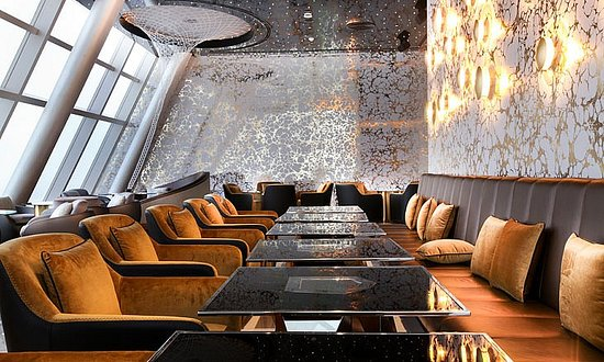 Best bar in Dubai ! - Review of Gold On