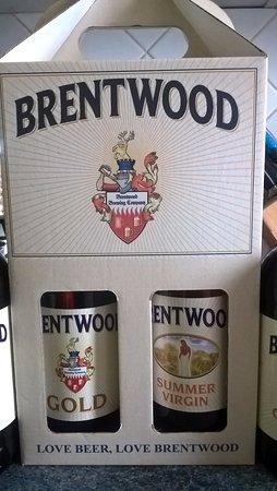 Brentwood Brewery Tour