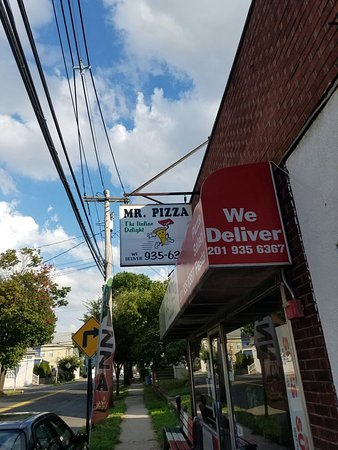 East Rutherford, Nueva Jersey: Mr Pizza