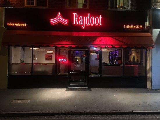 Best Restaurant Near Guildford