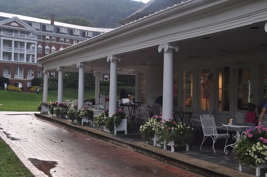Hot Springs, VA: The Casino