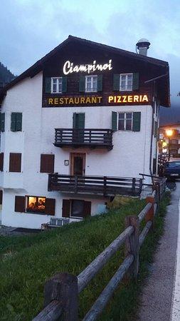 Ristorante Pizzeria Ciampinoi: 20160819_202821_large.jpg