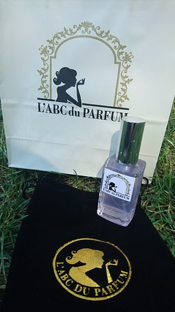 L'ABC du Parfum: 香水課