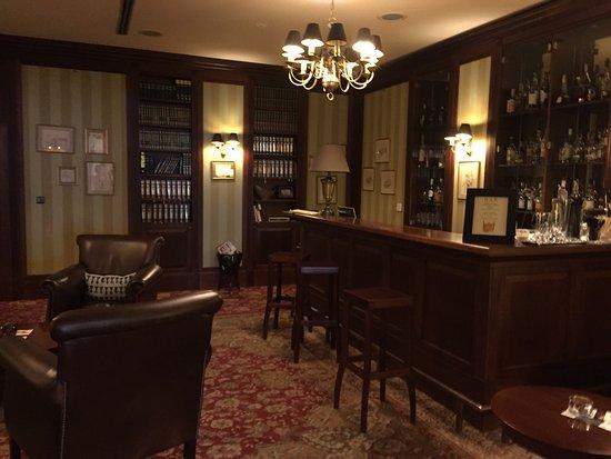Marrol's Boutique Hotel Bratislava: Salon at Marrol's Boutique Hotel