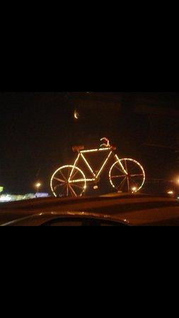 Bicycle Square (Midan Addarajah) Photo