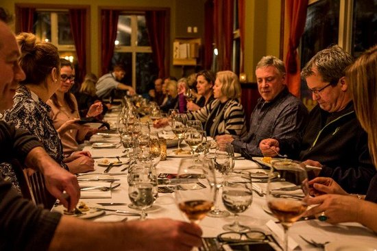 Big White, Kanada: Harvest Table Gathering