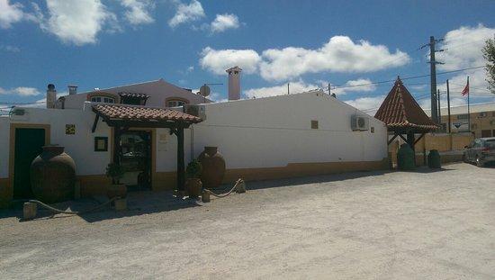Alenquer, Portogallo: Restaurante a Prensa