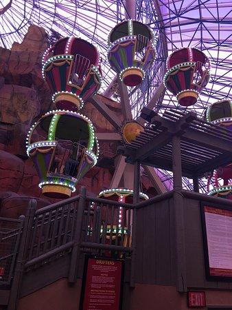 Bumper Cars Picture Of Circus Circus Adventuredome Theme