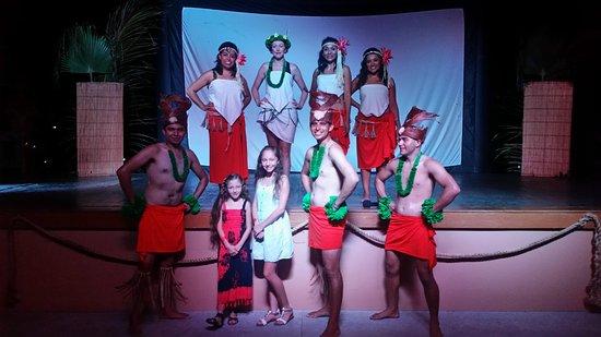 Villa del Palmar Beach Resort & Spa at The Islands of Loreto: The amazing enertainment group