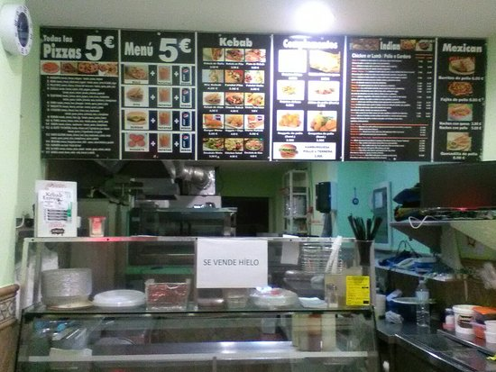 imagen Kebab Express en Benalmádena