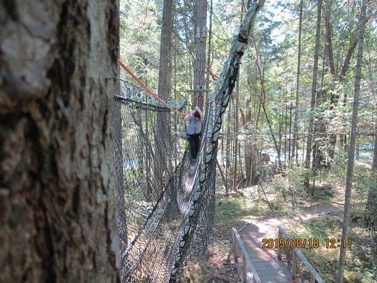 Нанаймо, Канада: Wild play Nanaimo