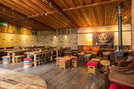 Γουίκλοου, Ιρλανδία: Beer-Hall