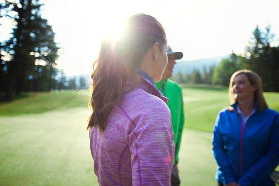 Jasper Park Golf Course: Golf Course